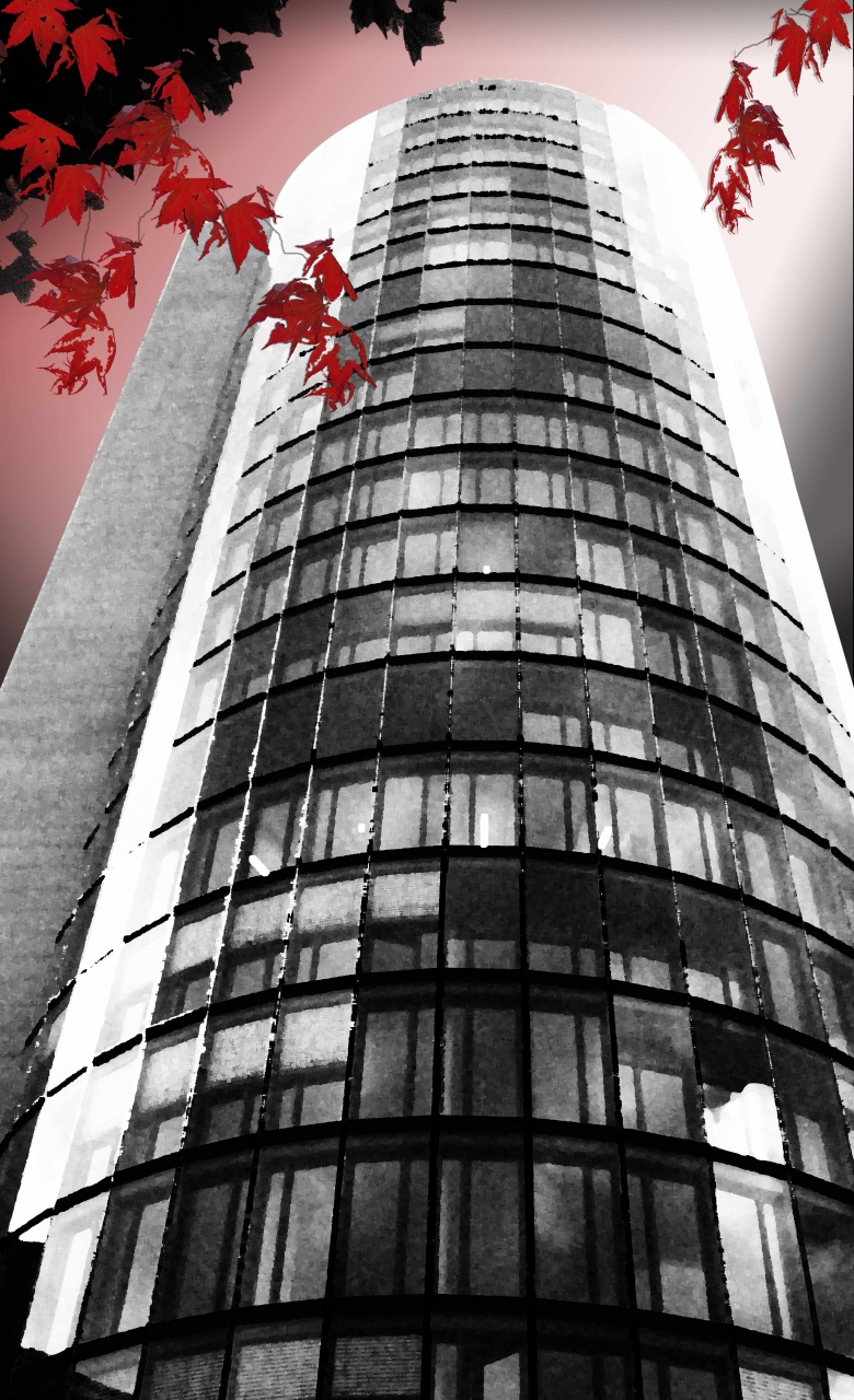 Central Tower rot