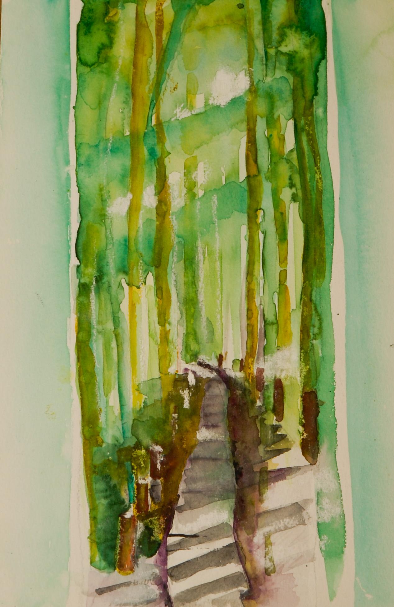 Bambuswaldweg